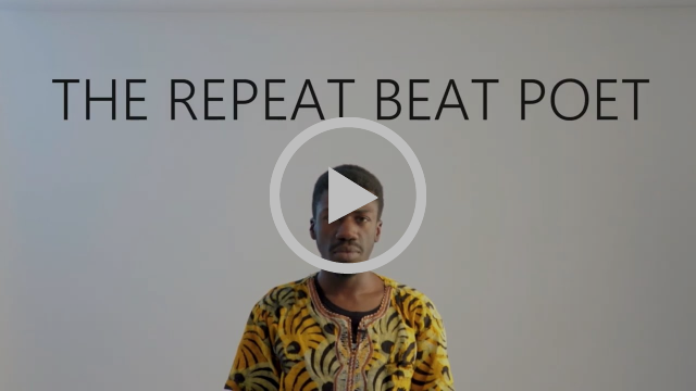 [One Black Lotus (for William Davidson) by The Repeat Beat Poet]
