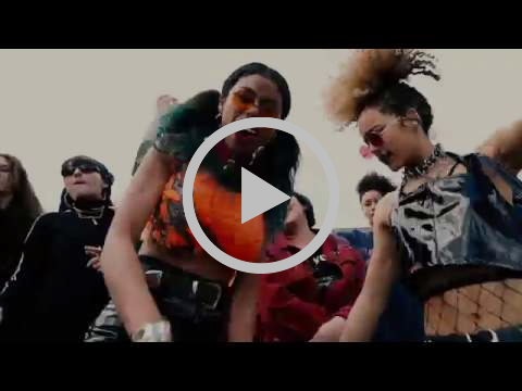 NOVA TWINS - Thelma and Louise (Official Video)