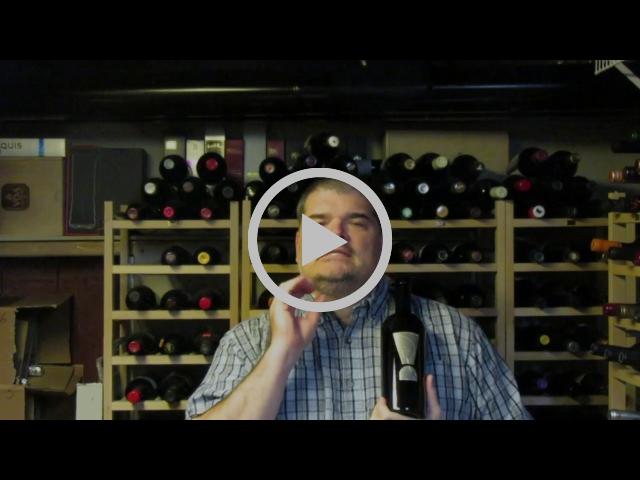 Pillitteri 2012 Commendatore (Ontario Wine Review #198)