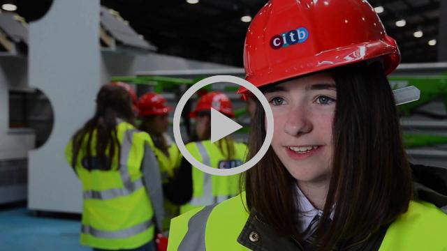 Girls into construction apprenticeships