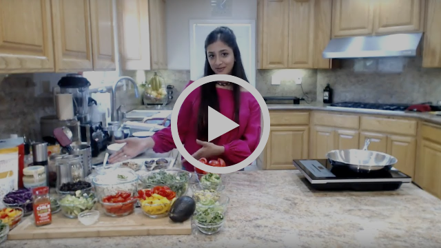 Compassionate Cooking with Pinki's Palate