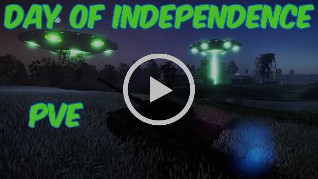 Day Of Independence PvE - World Of Tanks Console