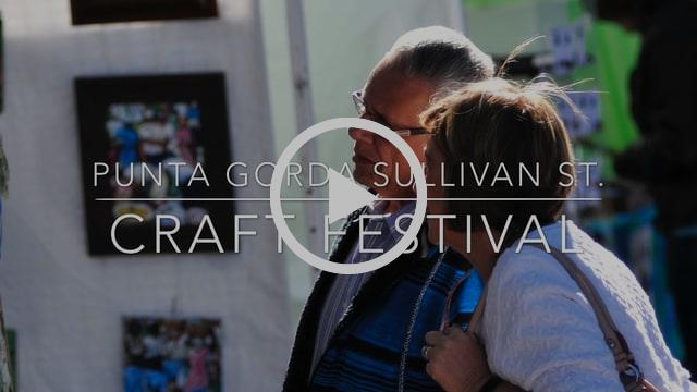 Punta Gorda Sullivan Street Craft Festival