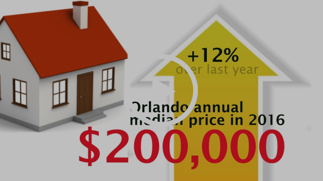 Orlando Housing Market Report - December 2016