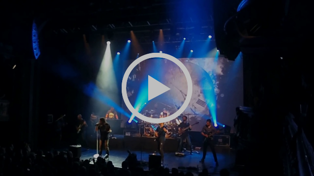 Mike Portnoy's Shattered Fortress The Mirror HD Sound Live In Paris