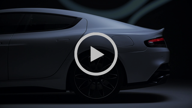 Aston Martin Rapide E - Preview
