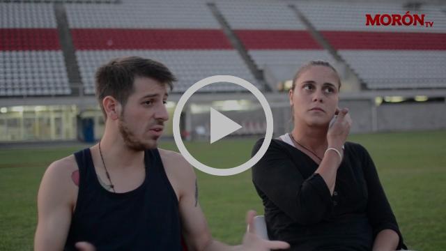 MorónTV | DD | Entrevista a Sebastián Crespo y Debora Erra