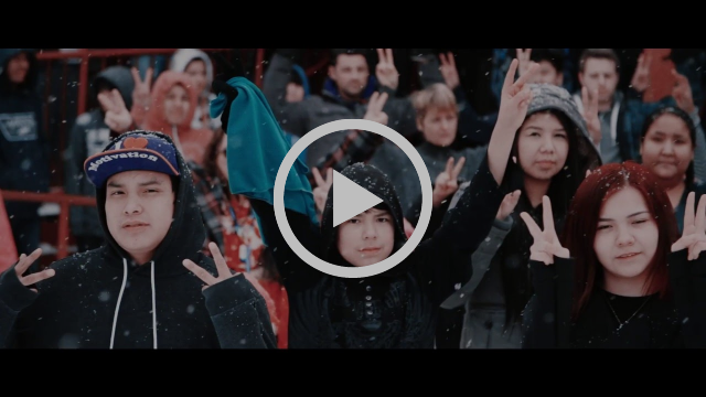 """N'we Jinan Artists - """"HOME TO ME"""" // Grassy Narrows First Nation"""