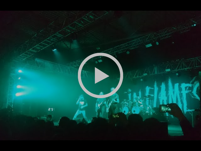 In Flames - Take This Life [Live In Mexico]