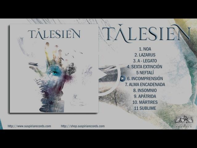"Tálesien- ""Tálesien"" [Full Album Video Preview]"