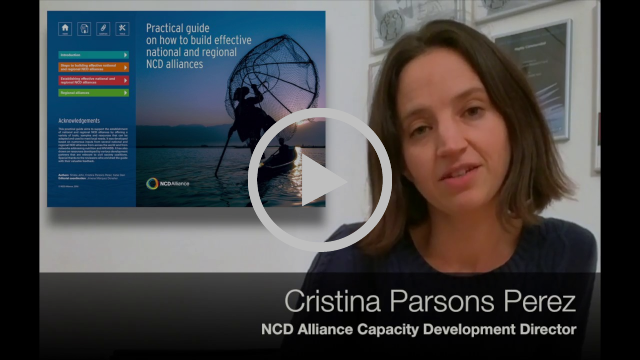 NCDA Practical guide on how to build effective national and regional NCD alliances