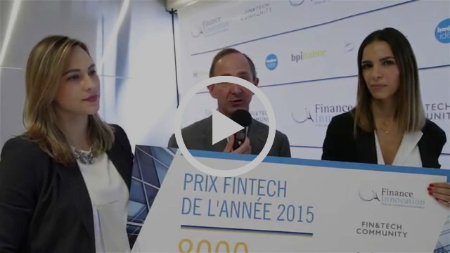 Amaury de la Lance CEO at ASTON iTrade Finance - lauréat #FintechDelAnnée 2015