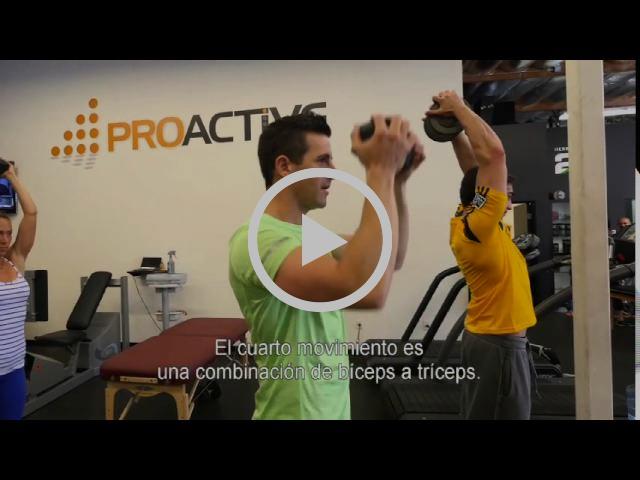 #ActiveBodyFit - Entrenamiento de desafío en gimnasio 1