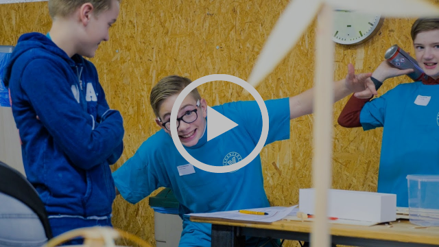 Maakdag Vakkanjer Scouts | FABLAB Den Haag