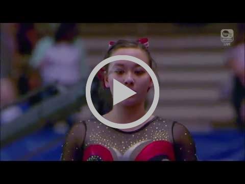 (SUU) Stacie Webb's Perfect 10 on Balance Beam