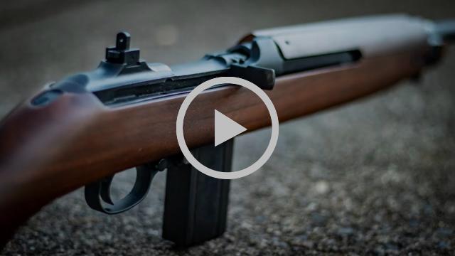 Auto-Ordnance M1 Carbine Review