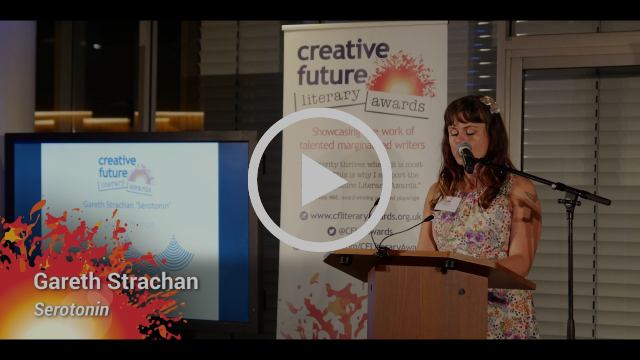 2016 Creative Future Literary Awards - 'Serotonin', by Gareth Strachan