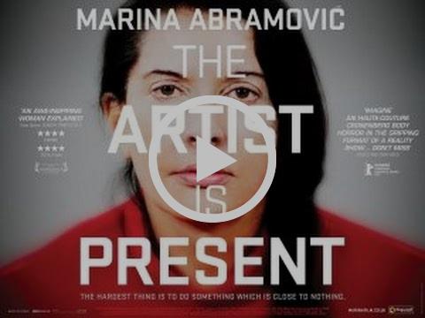 Marina Abramović The Artist is Present - Official Trailer