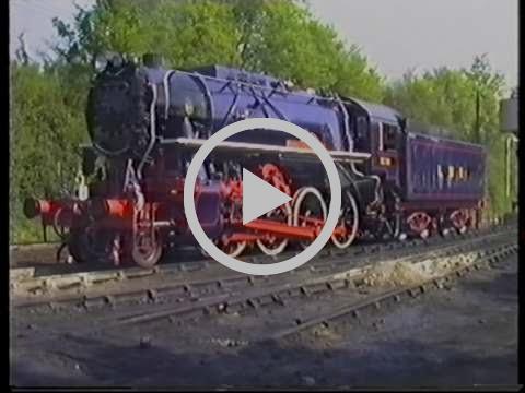LMR WD701 bei der Mid-Hants Railway