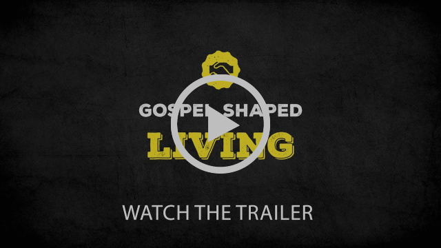 Gospel Shaped Living Trailer