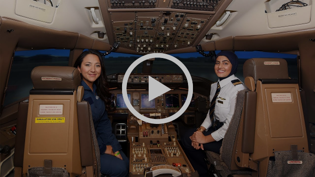 Dreams Soar Simulator Challenge | Emirates Airline