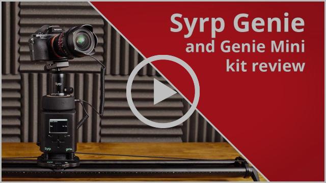 Syrp Genie & Genie Mini Kit Review