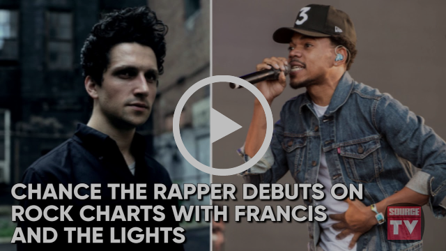 Chance The Rapper Debuts on Rock Charts | Source News Flash