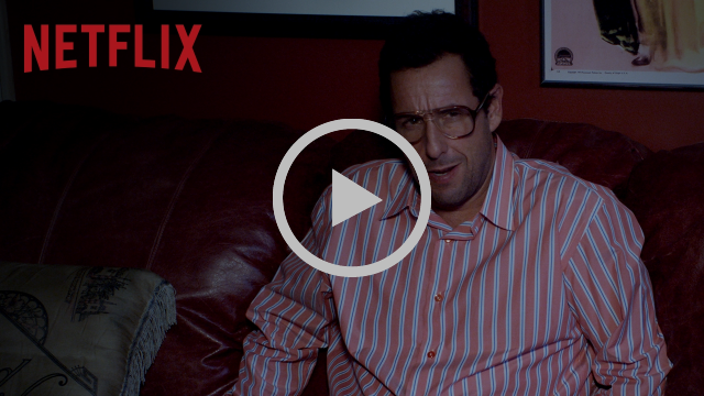 Sandy Wexler | Unplugged de Courtney Clarke | Solo en Netflix el 14 de abril