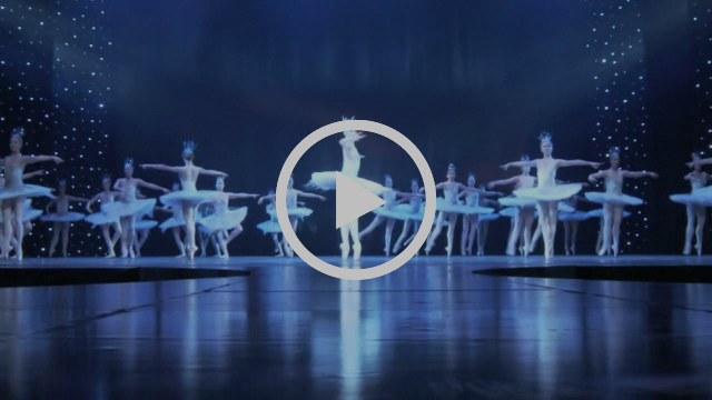 Lumikuningatar / The Snow Queen (Suomen Kansallisbaletti / Finnish National Ballet) HD