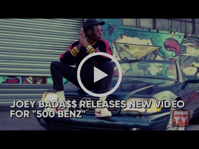 """Joey Bada$$ Drops """"500 Benz"""" Video, """"Hey Mama"""" Day in The Works? 