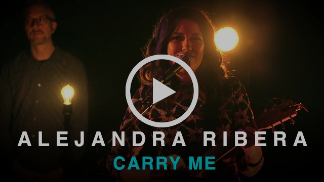 Alejandra Ribera | Carry Me | First Play Live