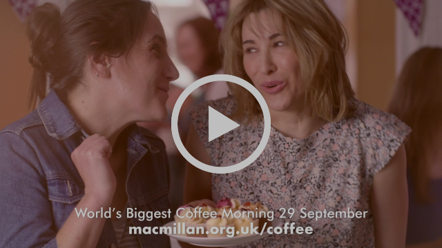 World's Biggest Coffee Morning 2017