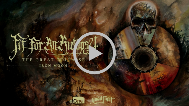 "Fit For An Autopsy ""Iron Moon"" (Audio)"