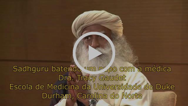 Sadhguru - the cure - eckhart tolle
