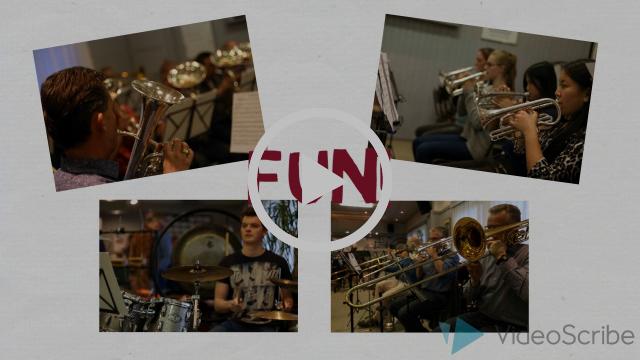 Leukste HaFaBra-orkest van Nederland