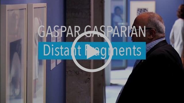 "Brazilian-Armenian Gaspar Gasparian's ""Distant Fragments"" exhibition at AGBU Armenia"