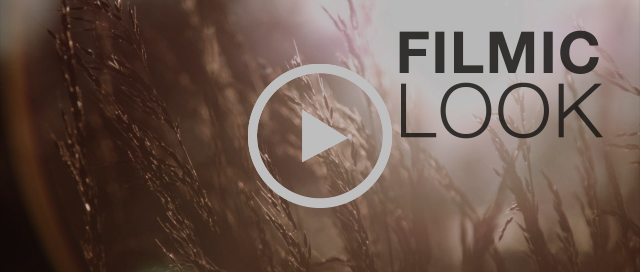 Easy grading: How to get a filmic look! (Tutorial)