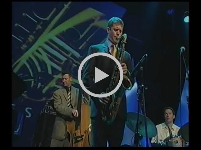 Eric Alexander Quartet - Estate - Chivas Jazz Festival 2003