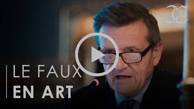 [Colloque] Le faux en art (8/16) - Détecter le faux en art : Frédéric Castaing