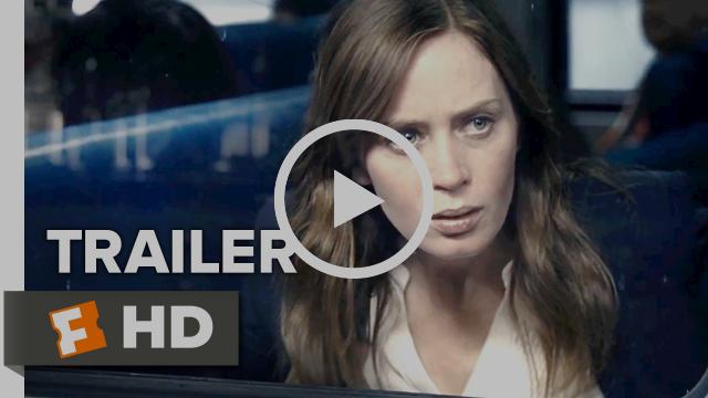 The Girl on the Train Official Teaser Trailer #1 (2016) - Emily Blunt, Haley Bennett Movie HD