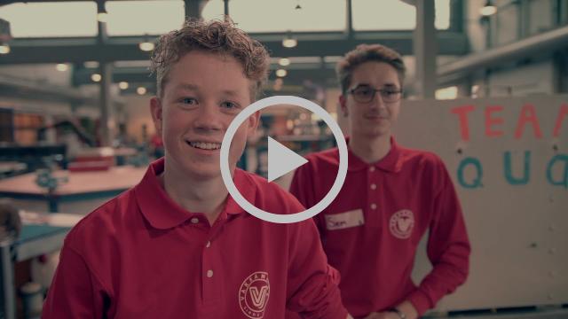 LET'S GET READY TO RUMBLE! | Schoolfinale Vakkanjer Pioneer op 't Ravelijn Steenbergen