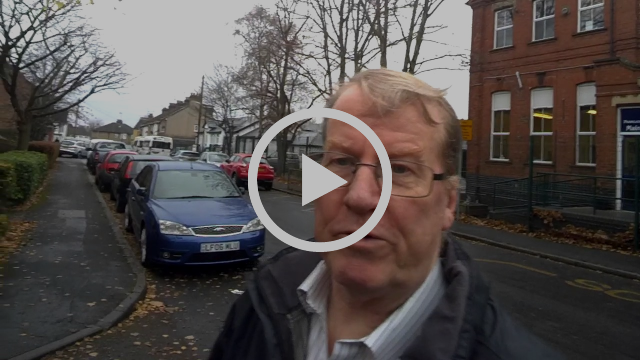 WalktimeTV ~ David Sawyer - Southwold Road