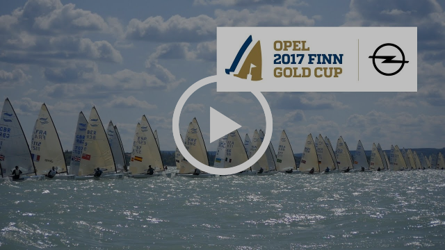 Opel Finn Gold Cup 1st Day