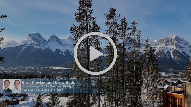 31, 300 Eagle Terrace Rd, Canmore AB