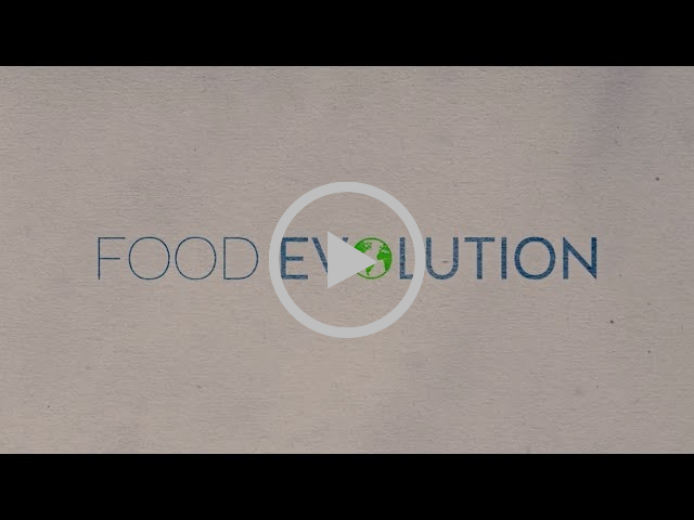 Official Trailer - Food Evolution Movie