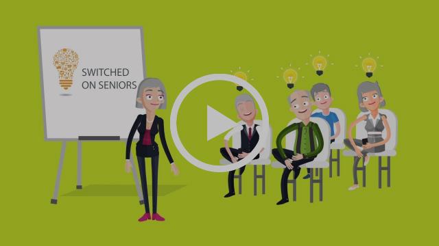 COTA Queensland Switched on Seniors