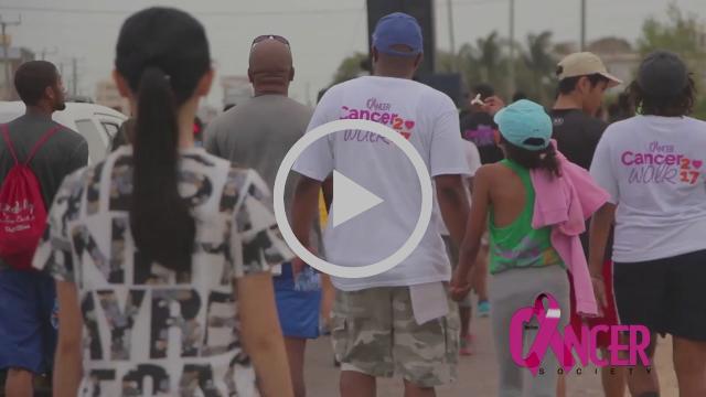 Belize Cancer Society Walk