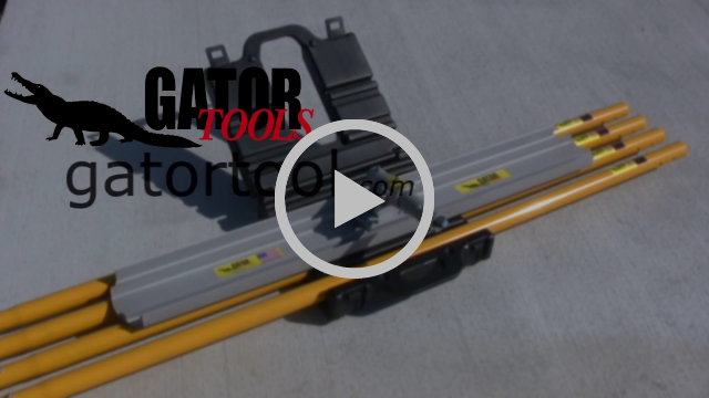 Gator Tools bull float kit video