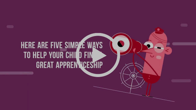 How to find an apprenticeships: a guide for parents