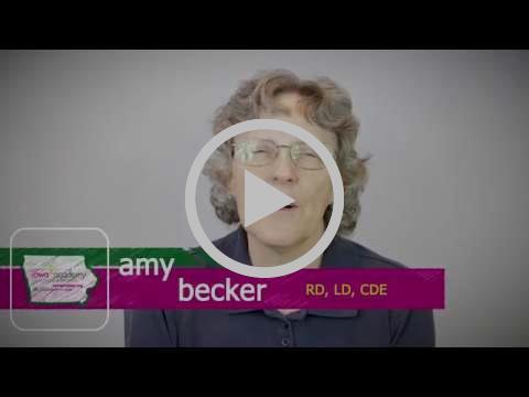 IAND December 2017 Featured Member - Amy Becker